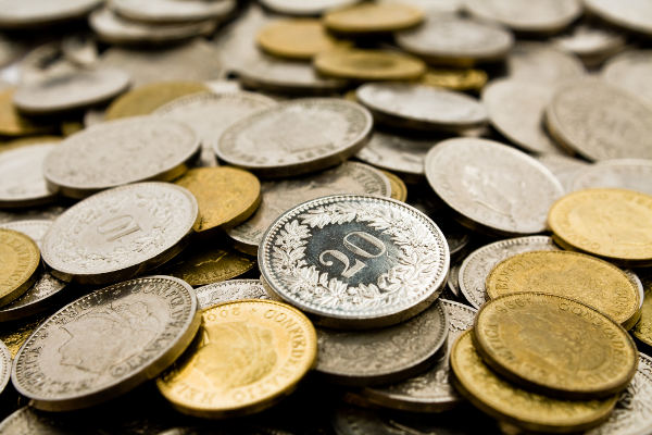 wymienialność franka na złoto a jego ceny